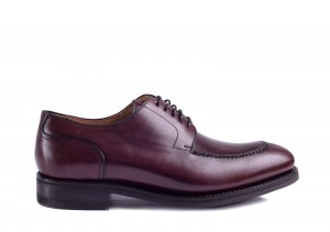 Berwick 3566 Saddle Brown Derby