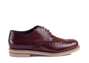 Berwick 4489 Brown Tudor Derby