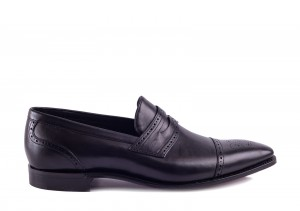 Barker Brahms Black * 46 Loafer