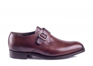 Barker Monk 4304 Shoe Walnut Monk