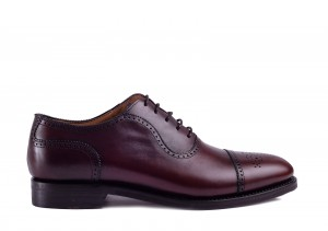 Berwick 2509 Saddle Brown Oxford