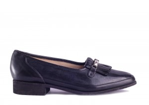 Barker 6945 Black Loafer