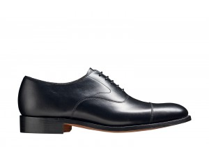 Barker Malvern F Black Oxford