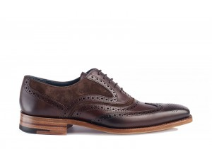Barker McClean Brown/Snuff Oxford