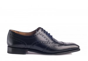 Barker Minerva Black Oxford