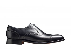 Barker Mirfield G Black Oxford