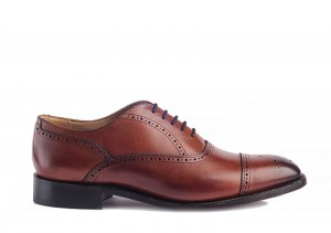 Barker Newcastle Conker Brown Oxford