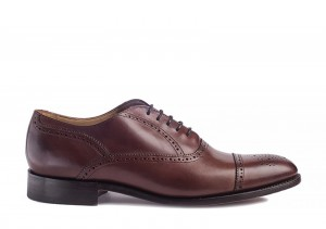 Barker Newcastle Walnut Oxford