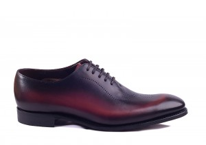 Barker Wordsworth Red Oxford