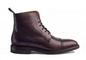 Berwick 242 Saddle Brown Boot