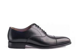Berwick 2428 Black Oxford Czarny
