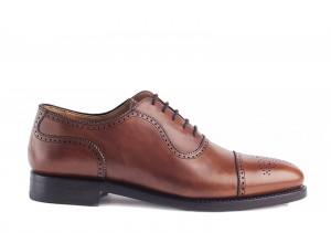 Berwick 2509 Brown Oxford