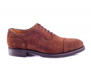 Berwick 2509 Brown Snuff Oxford
