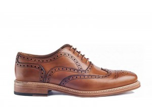 Berwick 2817 Tan Oxford