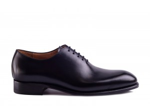 Carlos Santos 6903 Black Oxford