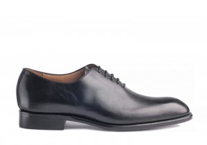 Carlos Santos 6903-N Black Oxford