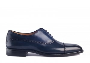 Carlos Santos 8802 Navy/ Norte Oxford