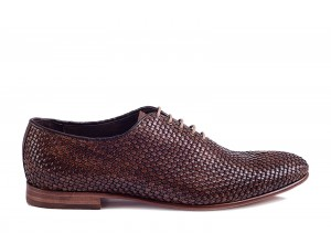Carlos Santos 9004 Brown Oxford