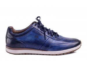 Gordon and Bros 150210 Navy Sneakers