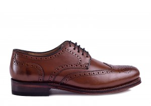 Gordon and Bros 2318 Mid Brown Derby