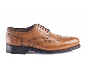 Gordon and Bros 2318 Tan Derby
