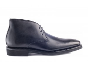 Gordon and Bros 4809 Black RS Chukka