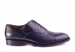 Partigiani 7748 Black Oxford