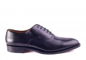 Partigiani 7740 Black Oxford