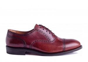 Partigiani 7735 Brown Oxford