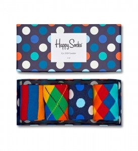Gift Box Happy Socks XMIX09-6000