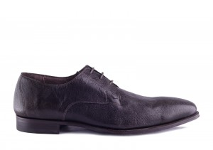 Carlos Santos 9431 Dark Brown Derby