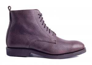 Partigiani 1118 Dr Brown Grain RS Boot