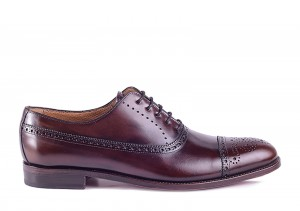 Partigiani 1120 Brown Vintage Oxford
