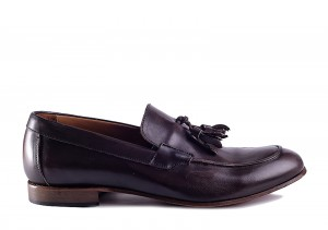 Partigiani 3660 Dr Brown Loafer