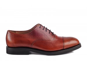 Partigiani 7748M Whisky Grain Oxford