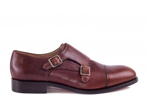 Partigiani 7770 Brown Waxed Leather