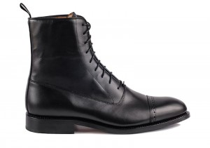 Partigiani 91126 Black Boot