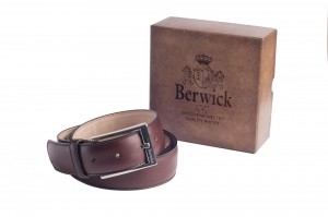 Pasek Berwick Saddle 1820 Brown