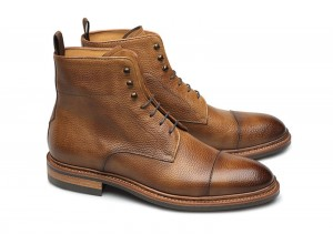 Carlos Santos 9551 Algarve Grain Boot