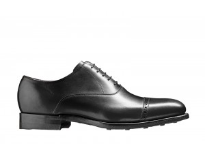 Barker Burford Black Calf Oxford