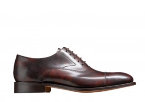 Barker Falsgrave Dark Brown Oxford