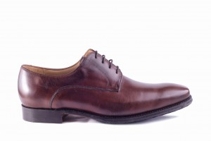 Barker Ellon Dark Walnut Derby