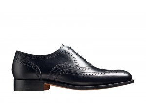 Barker Malton Black Calf Oxford