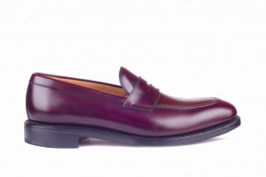 Berwick 3102 Rois Burgundy  Loafer