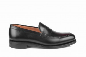 Berwick 4545 Black  Loafer