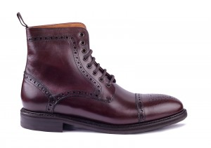 Berwick 317 Saddle Brown Boot