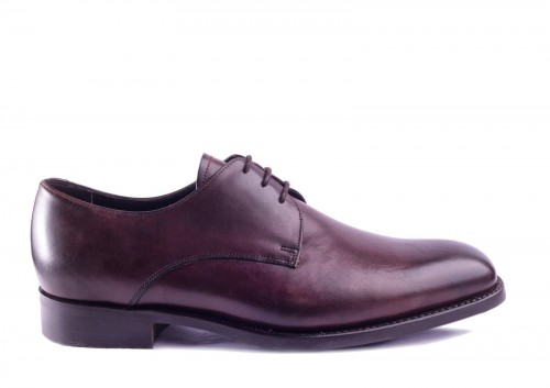 Barker ,4437 ,Plain, Derby, Walnut ,